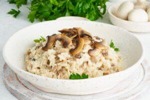 Arborio Rice Vs White Rice
