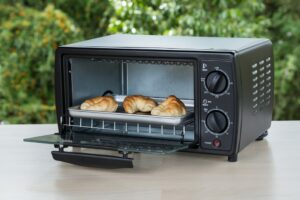 Can You Put Plate in Toaster Oven