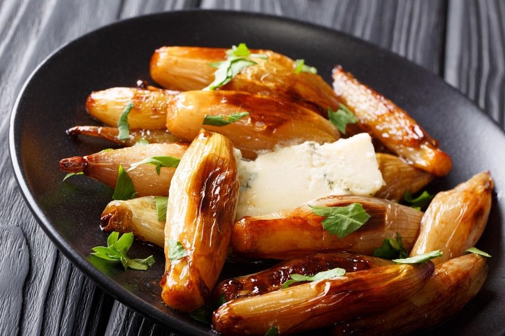 Caramelized Shallots Recipe