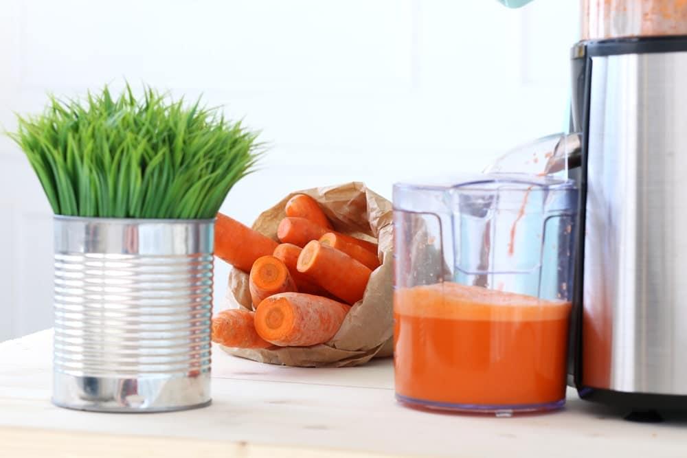 Carrot Juice Nutrition