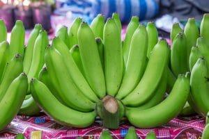 divide the bananas
