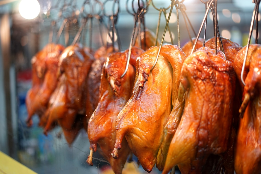 Duck Roasting using Convection Oven
