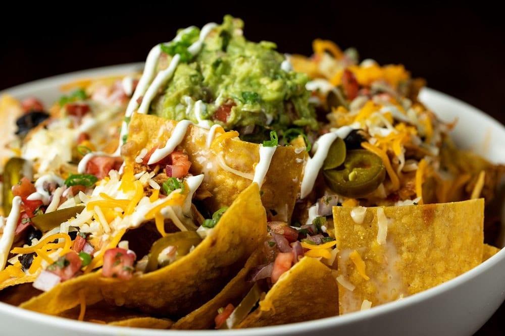 Foods that starts with Nachos