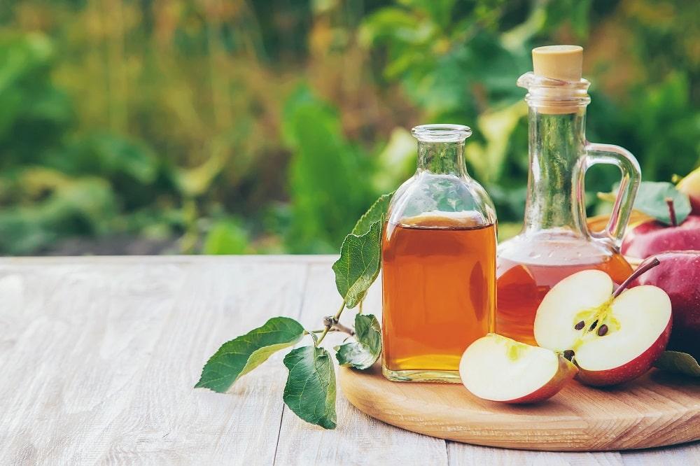 Make Alkaline Water With Apple Cider Vinegar