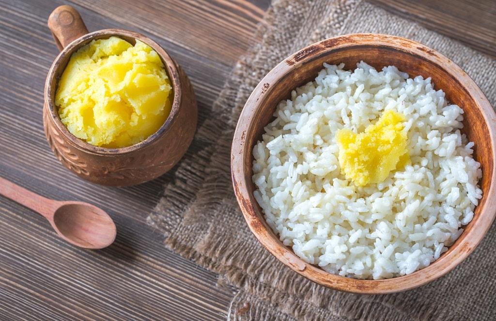 Plain Arborio Rice