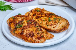 How Long To Bake Thin Chicken Breast