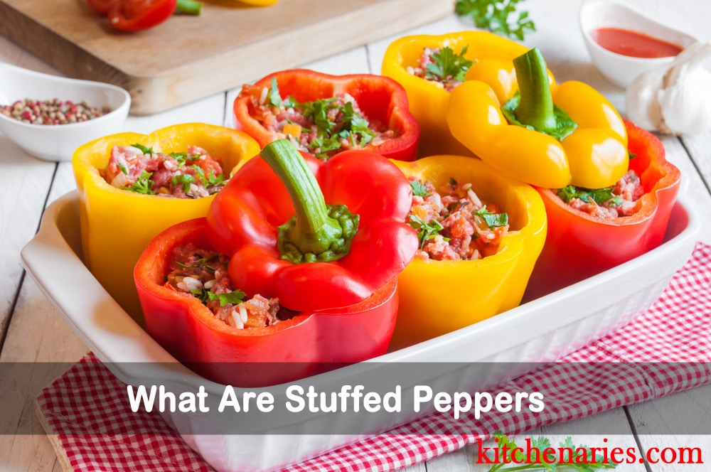 What Are Stuffed Peppers