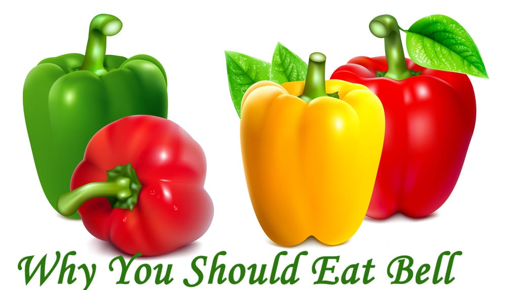 Why You Should Eat Bell Peppers