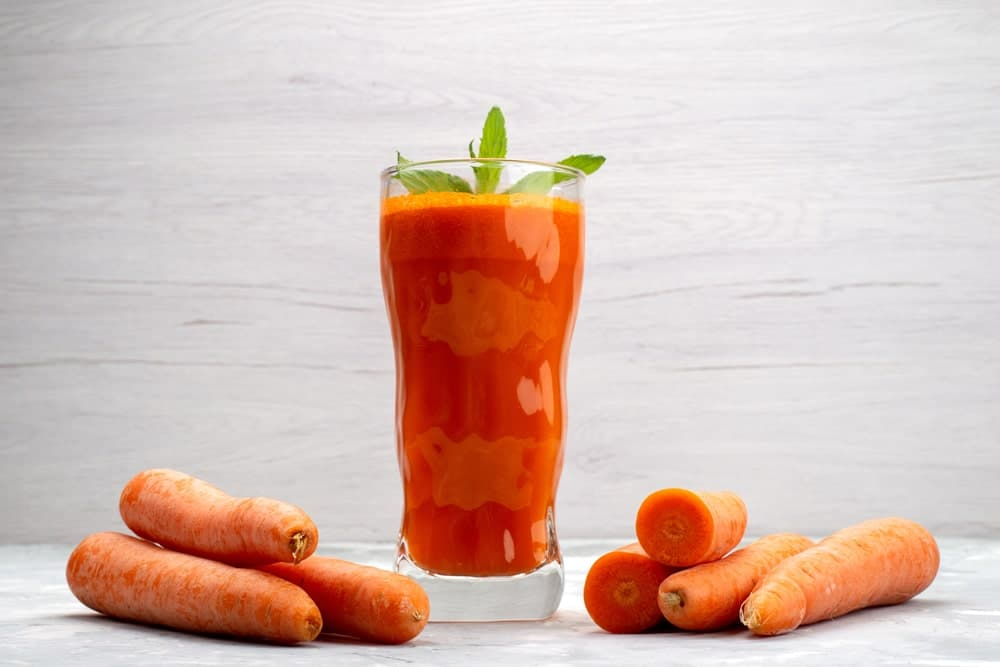 carrots juice benefits