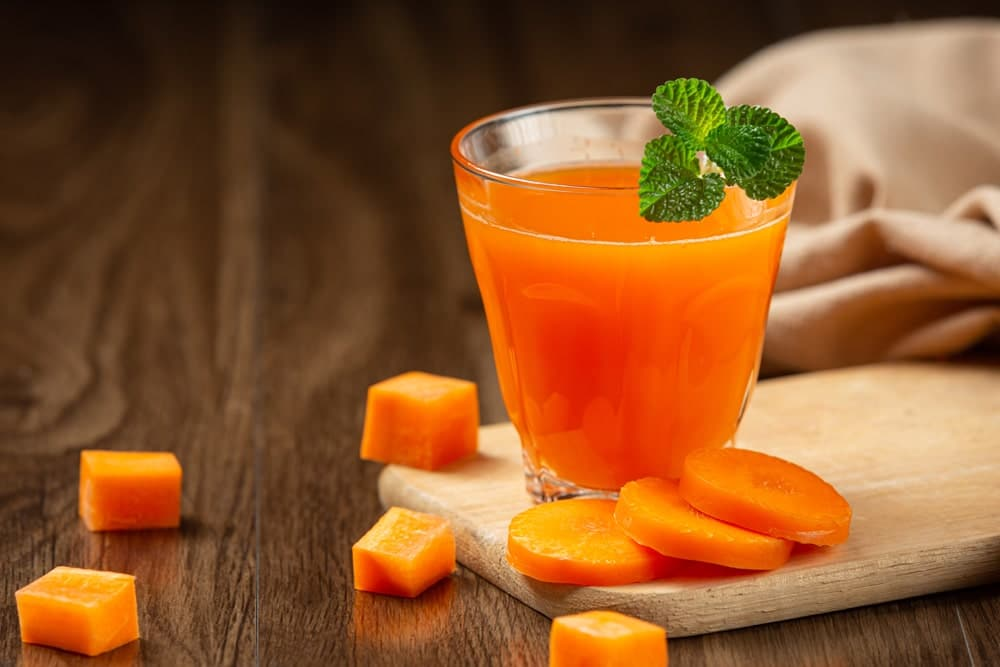 side effects of carrots juice